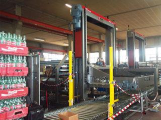 Palletizing machines